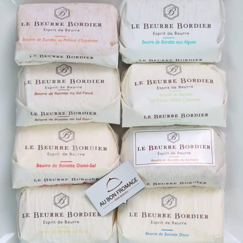 Beurres Bordier aubonfromage.re Yann Bonfils Réunion