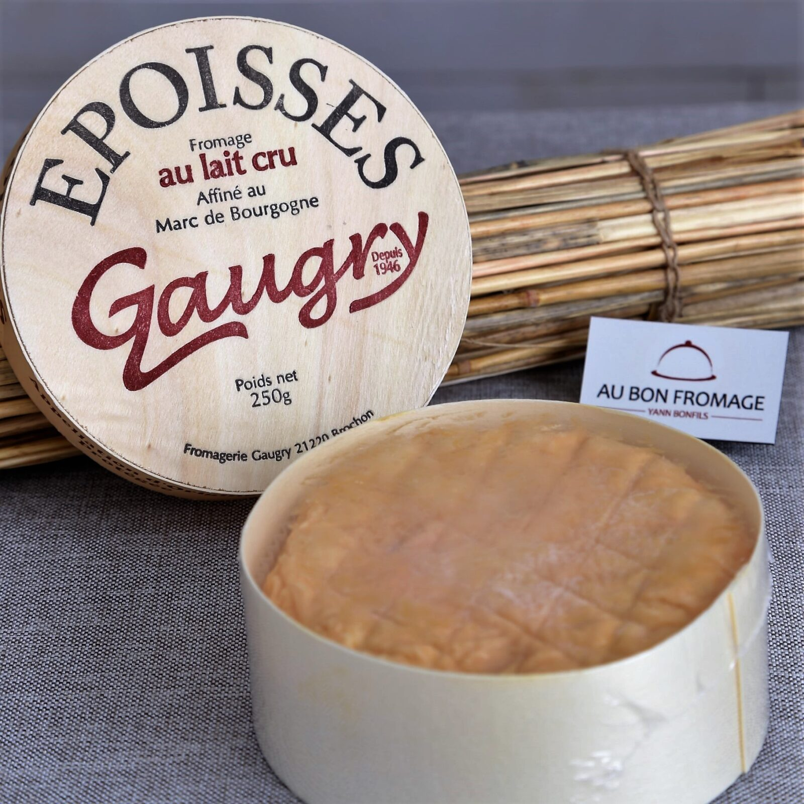 Epoisses aubonfromage.re Yann Bonfils Réunion (2)