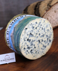Fourme d'Ambert aubonfromage.re Yann Bonfils Réunion