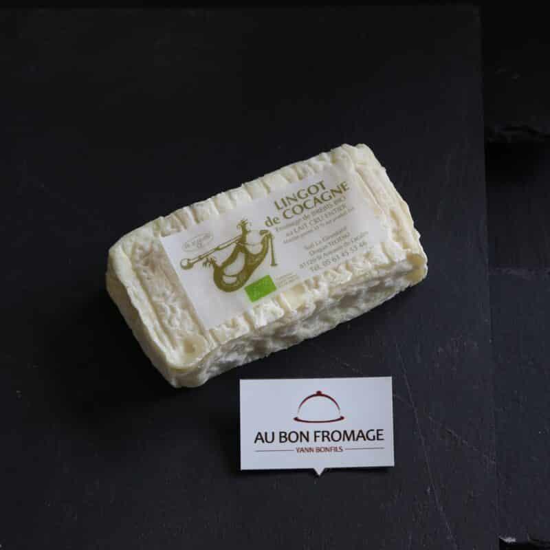 Lingot de Cocagne aubonfromage.re Yann Bonfils Réunion