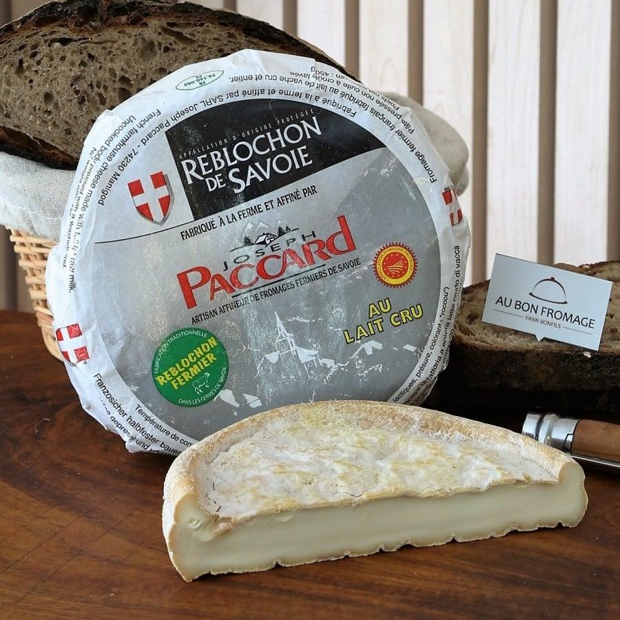 Reblochon Joseph Paccard aubonfromage.re Yann Bonfils Réunion