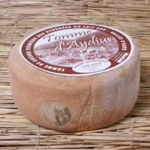 Tomme d'aydius aubonfromage.re